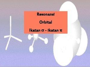 Resonansi Orbital Ikatan ikatan Tatanama Alkana dan Sikloalkana