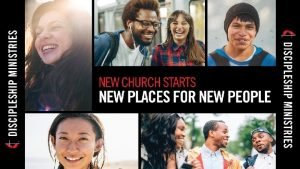 Starting New Churches is About Making New Disciples