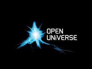 OPEN UNIVERSE R ETT FRETAG I TELENORKONCERNEN AGENDA