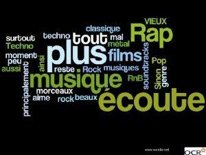 www wordle net Aujourdhui on va Parler de