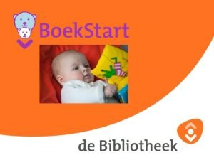 Boek Start voor babys Leesbevorderingsprogramma voor jonge kinderen