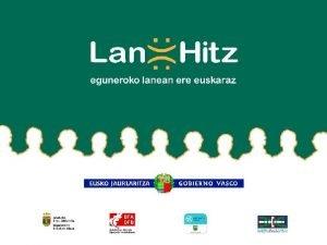 Herrierakundeek bat eginik u Eusko Jaurlaritza Kultura Saila
