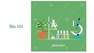 Bio 101 Bio 101 Chapter 5 Circulation and