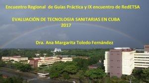 Encuentro Regional de Guas Prctica y IX encuentro