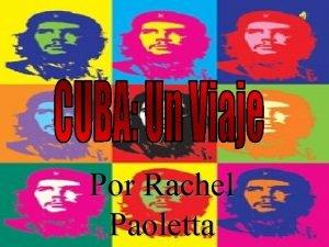 Por Rachel Paoletta Cmo es el clima La