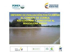 INFORME DE EVALUACIN POSTULANTES DE CUENCA INFORME AL