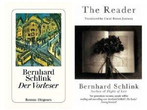 Der Vorleser 1995 The Reader 1997 A novel