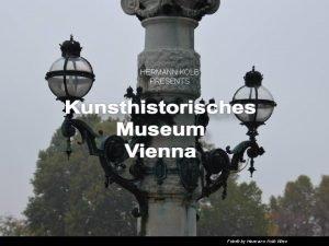 HERMANN KOLB PRESENTS Foto by Hermann Kolb Wien