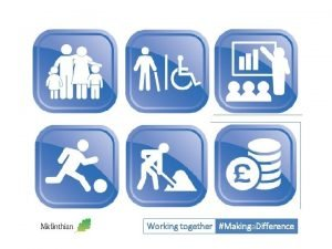 Working together Makinga Difference Working together Making a