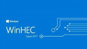 Taipei 2017 Taipei 2017 Configuration Features Windows 10