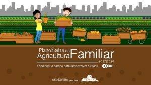 AGRICULTURA FAMILIAR LEI N 11 326 DE 24