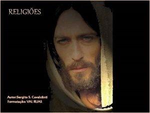 RELIGIES Autor Sergito S Cavalcnti Formatao VAL RUAS