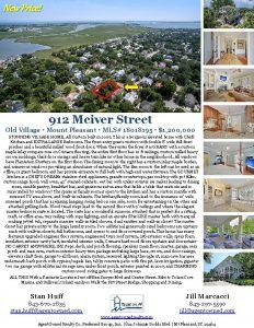 New Price 912 Mciver Street Old Village Mount