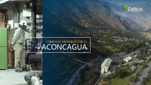 COMPLEJO HIDROELCTRICO ACONCAGUA 3 890 8 MW TERMOELCTRICAS
