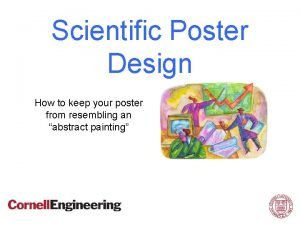 Scientific Poster Design How to keep your poster