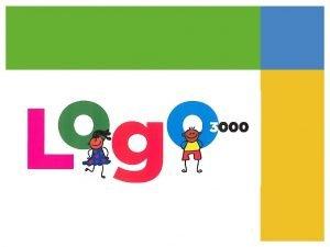 Logo 3000 Agenda Waarom Logo Wat is Logo