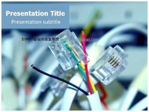 Presentation Title Presentation subtitle 51 PPT www 51