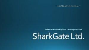 Shark Gate Ltd To Login to your Shark