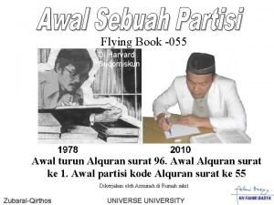 Flying Book 055 Di Harvard Suqomiskun Di Harvard