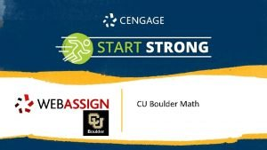 CU Boulder Math Want Print Subscribe to Get