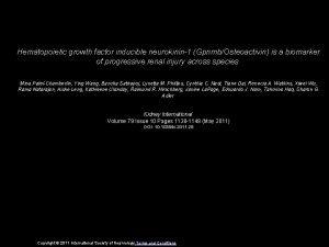 Hematopoietic growth factor inducible neurokinin1 GpnmbOsteoactivin is a