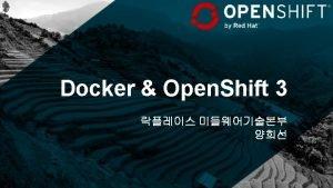 1 Docker Image Container Image Image Docker Image