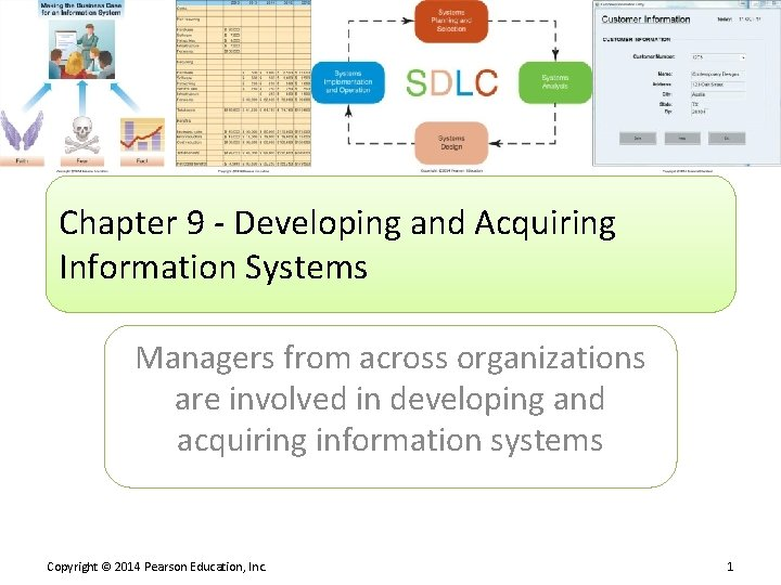 Chapter 9 Developing and Acquiring Information Systems Managers