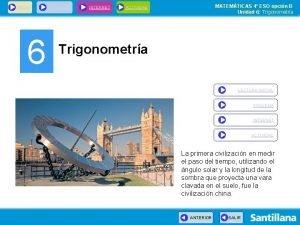 INICIO 6 ESQUEMA INTERNET MATEMTICAS 4 ESO opcin