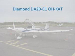 Diamond DA 20 C 1 OHKAT Diamond DA