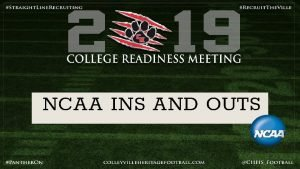 NCAA INS AND OUTS WHAT IS THE NCAA
