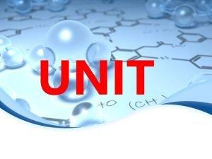 UNIT UNIT STANDAR Unit System Sebenarnya adalah pustaka