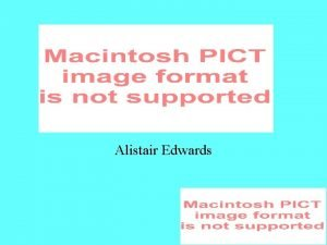 Alistair Edwards Some facts Every web page has