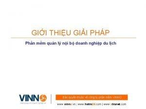 GII THIU GII PHP Phn mm qun l