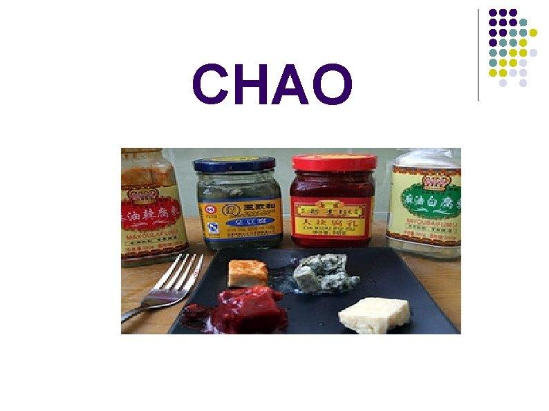 CHAO I II GII THIU V CHAO CNG
