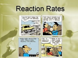 Reaction Rates Reaction Rate Activity 1 2 3