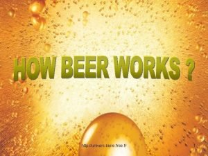 http univers biere free fr 1 IIngredients http