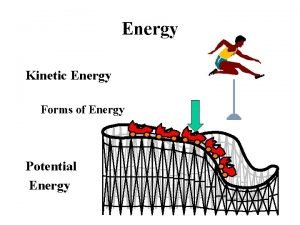 Energy Kinetic Energy Forms of Energy Potential Energy