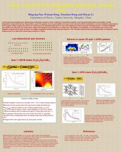 Single crystal growth of Heisenberg spin ladder and