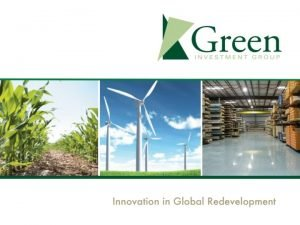 Green Investment Group Inc Company Profile Green Investment