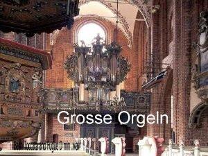 Grosse Orgeln Lavaur in der Tarn StBertranddeComminges Frankreich