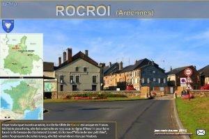 N 170 ROCROI Etape historique incontournable la ville