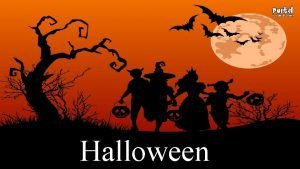 Halloween Halloween ili No vjetica potjee iz davne