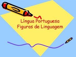 Lngua Portuguesa Figuras de Linguagem TIPOS DE LINGUAGEM