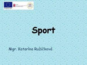 Sport Mgr Katarna Ruikov Sport im Winter Schifaren