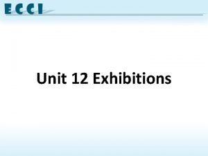 Unit 12 Exhibitions Outline Main Article Dialogues Cultural