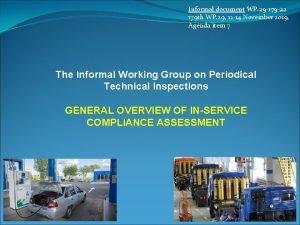 Informal document WP 29 179 22 179 th