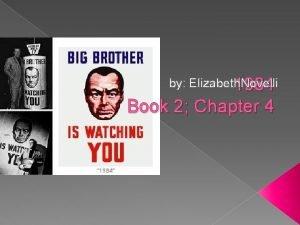 by Elizabeth Novelli 1984 Book 2 Chapter 4