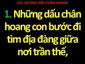 122 NHNG DU CH N HOANG 1 Nhng