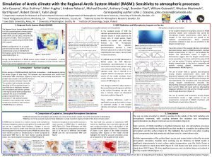 Simulation of Arctic climate with the Regional Arctic
