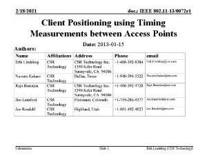 2182021 doc IEEE 802 11 130072 r 1